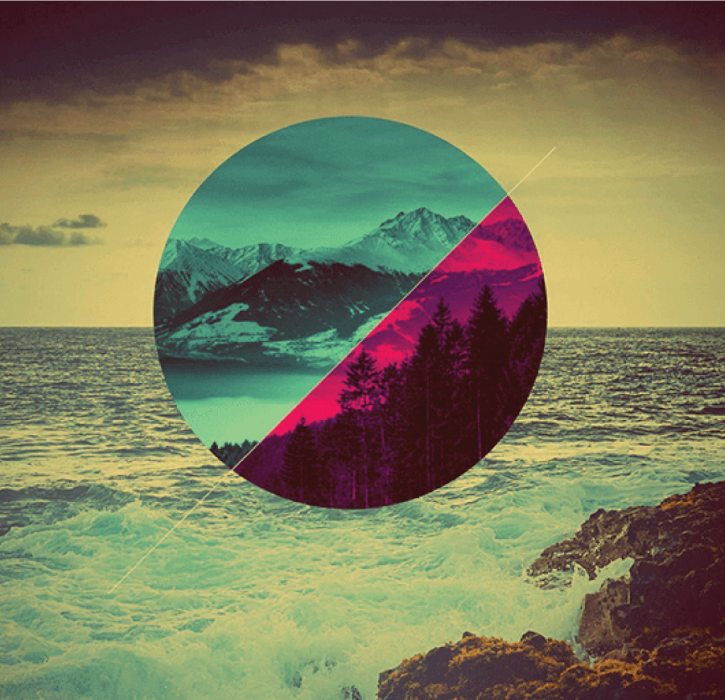 Graphic Design Hipster Background Image